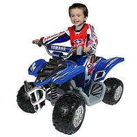 Yamaha 12 Volt Raptor ATV Ride On Boys