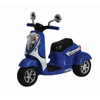 Yamaha Vino Retro Scooter 3-Wheel 6-Volt